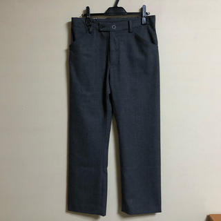 SUNSEA - N.M BRUSHED TEKETEKE PANTS / SUNSEA