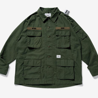 W)taps - wtaps neighborhood jungle olive