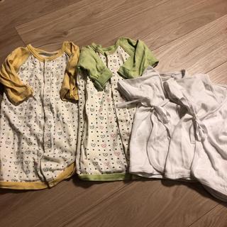 西松屋 - 赤ちゃん 4枚セット 60