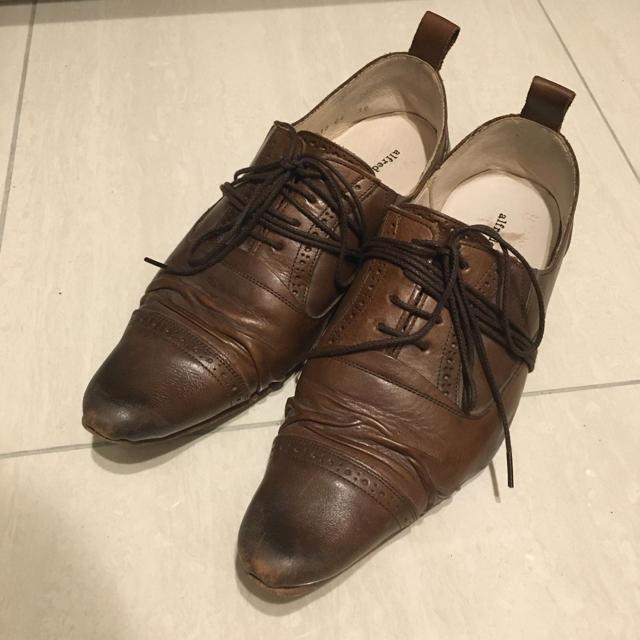 alfredoBANNISTER(アルフレッドバニスター)のAlfredo bannister アルフレッド バニスター シューズ メンズの靴/シューズ(ドレス/ビジネス)の商品写真