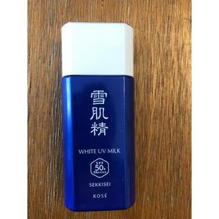 セッキセイ(雪肌精)の雪肌精 ホワイト UV ミルク(日焼け止め/サンオイル)