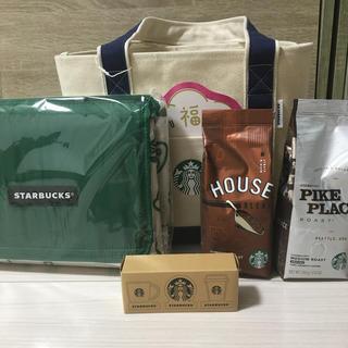 スターバックスコーヒー(Starbucks Coffee)のStarbucks福袋(コーヒー)