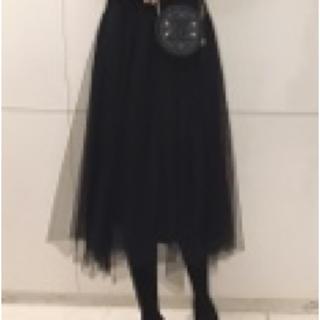ディーホリック(dholic)の韓国風 チュールスカート(スカート)