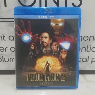 アイアンマン2 ブルーレイ DVD 3枚組