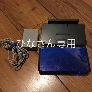 ニンテンドー3DS - ニンテンドー3ds 本体 ブルー