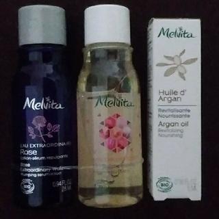メルヴィータ(Melvita)のメルヴィータ フェイストナー & クリアウォーター & ビオオイル(オイル/美容液)