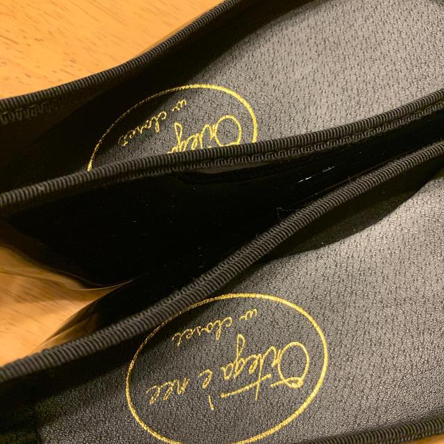 w closet(ダブルクローゼット)の⭐︎ダブルクローゼット バレーシューズ 新品 サイズL レディースの靴/シューズ(バレエシューズ)の商品写真