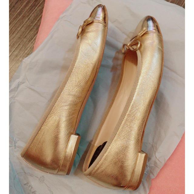 PRADA(プラダ)の★さと様専用★ PRADA プラダ バレエシューズ  レディースの靴/シューズ(バレエシューズ)の商品写真