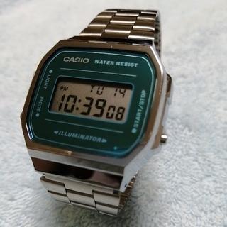 カシオ(CASIO)のCASIO STANDARD 腕時計(腕時計(デジタル))
