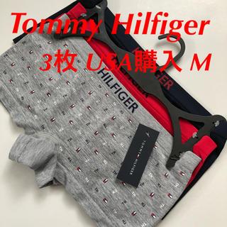 トミーヒルフィガー(TOMMY HILFIGER)のTommy Hilfiger ショーツ 下着 3枚 トミー 米購入M 伸縮性(ショーツ)