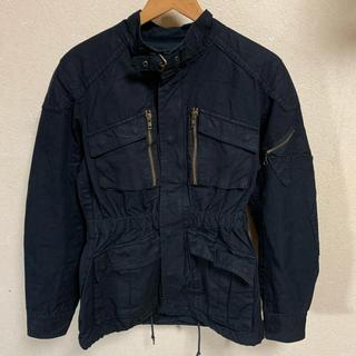 ベドウィン(BEDWIN)のBEDWIN ジャケット ブルゾン ブラック 黒 ミリタリー ベドウィン(ブルゾン)
