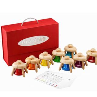 ボーネルンド(BorneLund)のプレイミー パットベル 楽器 音感 知育玩具 幼児教育 おもちゃ(知育玩具)