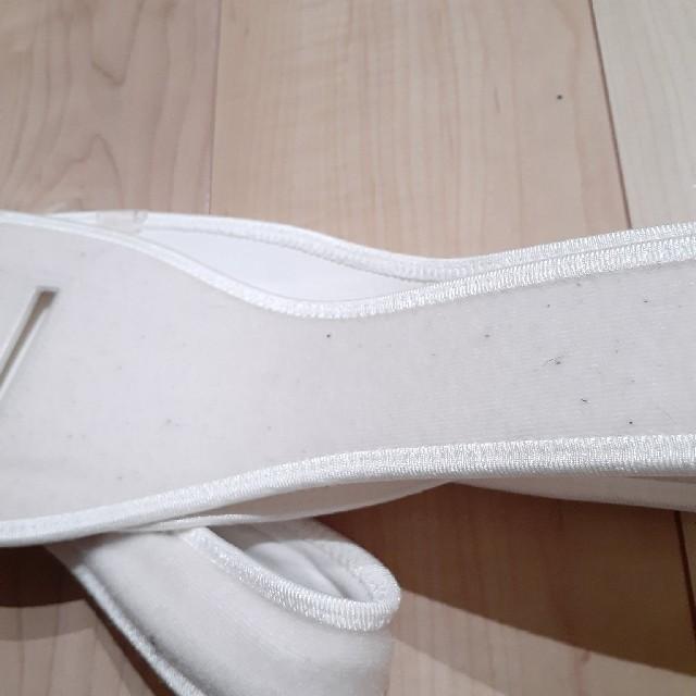 あいす様【トコちゃんベルト2】Lサイズ/白色/マタニティ/腰痛/コルセットに キッズ/ベビー/マタニティのマタニティ(マタニティウェア)の商品写真