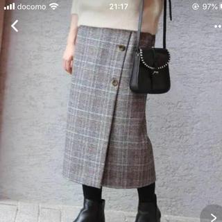 JOURNAL STANDARD - ジャーナルスタンダードレリュームサイドボタンスカート