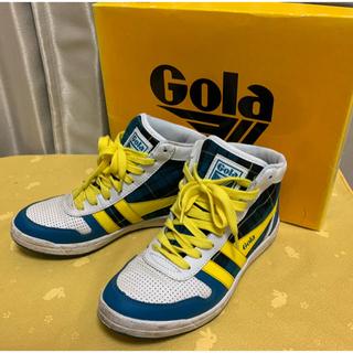 ゴーラ(Gola)の【値下げ!】Gola (ゴーラ)ハイカット スニーカー(スニーカー)