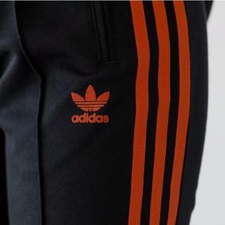 アディダス(adidas)のオレンジストライプジャージ(その他)