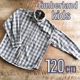 【未使用品】Timberland/ボタンダウンシャツ/記名無し/値下げしました