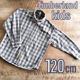 ティンバーランド(Timberland)の【未使用品】Timberland/ボタンダウンシャツ/記名無し/値下げしました(Tシャツ/カットソー)