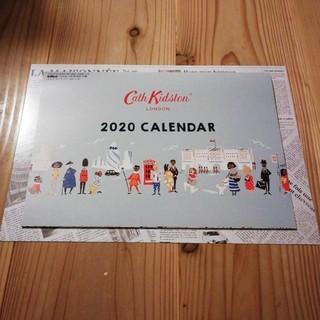 キャスキッドソン(Cath Kidston)のCath Kidston 2020年カレンダー(その他)