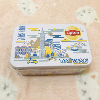Unilever - 台湾リプトン ウーロンミルクティー TAIWAN Lipton 台湾限定 缶