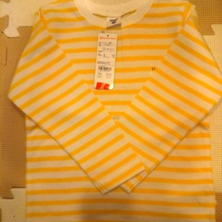 アカチャンホンポ(アカチャンホンポ)の【新品タグ付】アカチャンホンポ 長袖Tシャツ 110cm(Tシャツ/カットソー)