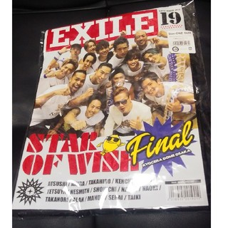 EXILE - EXILE STAR OF WISH フォトTシャツ