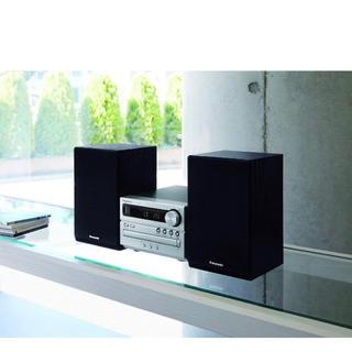 パナソニック(Panasonic)のPanasonic CDステレオシステム SC-PM250 Bluetooth(スピーカー)