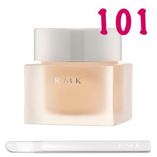 RMK - 値下げ*RMK【新品】クリーミィファンデーション EX 101 人気色 30g