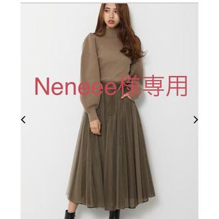 rienda - リエンダ完売スカート