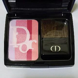 Dior - ディオール ブラッシュ バヤデール 002 ピンク シマー