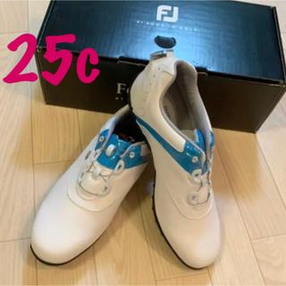 フットジョイ(FootJoy)の新品【フットジョイ FootJoy 】ゴルフシューズ  25 スパイクレス(シューズ)