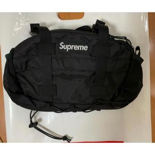 Supreme - Supreme waist bag black 19aw シュプリーム