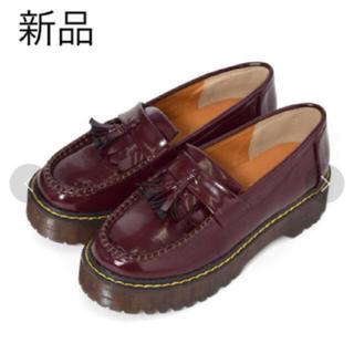 ダブルクローゼット(w closet)のw closet 厚底タッセルローファー 厚底ローファー(ローファー/革靴)