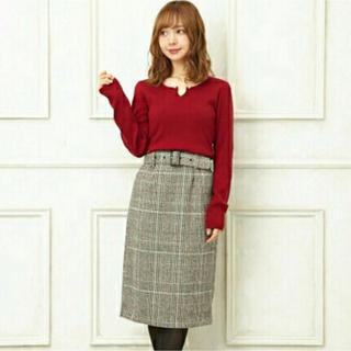 INGNI - 美品 イング グレンチェック スカート