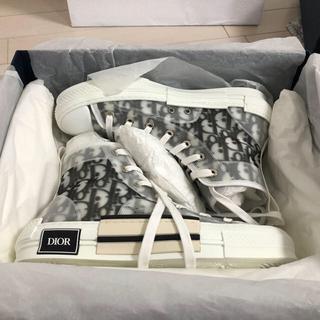 ディオール(Dior)の【新品未使用】39(24.5) DIOR B23 ハイカット スニーカー(スニーカー)