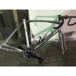 メリダ(MERIDA)のメリダ スクルトゥーラ 400 フレーム ロードバイク クランク付属 11S (自転車本体)
