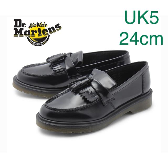 Dr.Martens(ドクターマーチン)のドクターマーチン タッセル ローファー UK5 レディースの靴/シューズ(ローファー/革靴)の商品写真