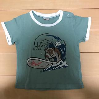 プティマイン(petit main)の子供服 petit main Tシャツ サイズ90(Tシャツ/カットソー)
