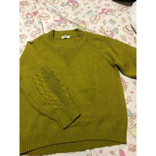 LEPSIM - レプシム 一度着用のみ ニット セーター