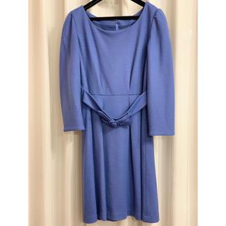 PROPORTION BODY DRESSING - プロポ 膝丈ワンピース