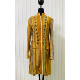 ラルフローレン(Ralph Lauren)のラルフローレン ラルフ コート アウター 新品 未使用 ネイティブ ネパール織(ロングコート)