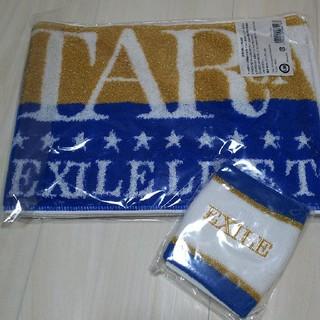 EXILE - EXILE マフラータオル リストバンド