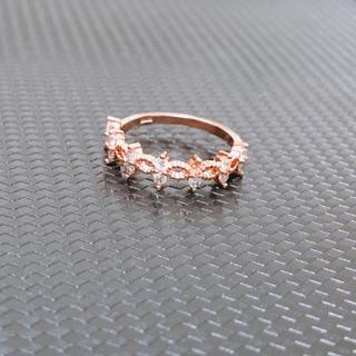 16号? リング 大きいサイズ 指輪 リング レディース  キラキラ ジュエリー(リング(指輪))