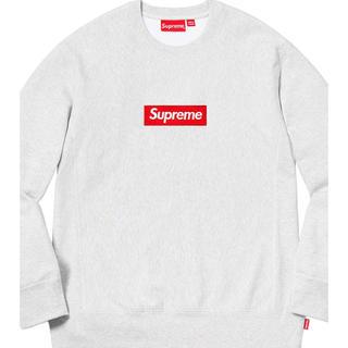Supreme - 【M】supreme Box Logo Crewneck 18aw