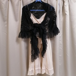 アクシーズファム(axes femme)のaxes femme ドレス&ショール(ミディアムドレス)