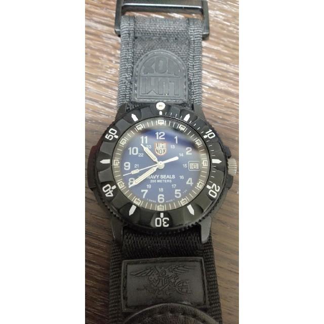 ロレックス 時計 コピー 紳士 - Luminox - ルミノックス ネイビーシールズ 3900の通販