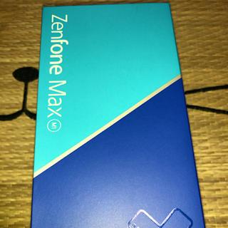 ASUS - Asus zenfone MAX M1 ルビーレッド 新品