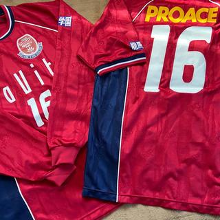 asics - 南国高知FC(現:高知ユナイテッド)ユニホームセット