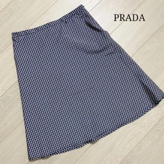 プラダ(PRADA)のPRADA sport スカート(ひざ丈スカート)