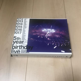 ノギザカフォーティーシックス(乃木坂46)の乃木坂46  3th、4th、5th YEAR BIRTHDAY LIVE(ミュージック)